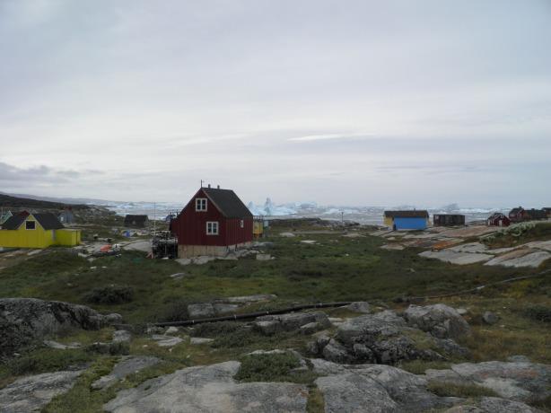 Oqaatsut (Red Bay)
